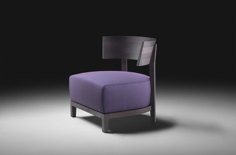 Communications & Thomas - Armchairs - Ottomans