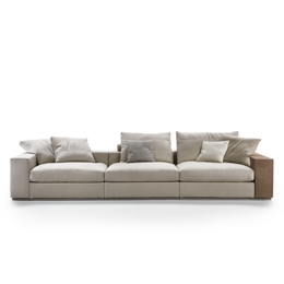 Modern modular sofas – configurations of high impact