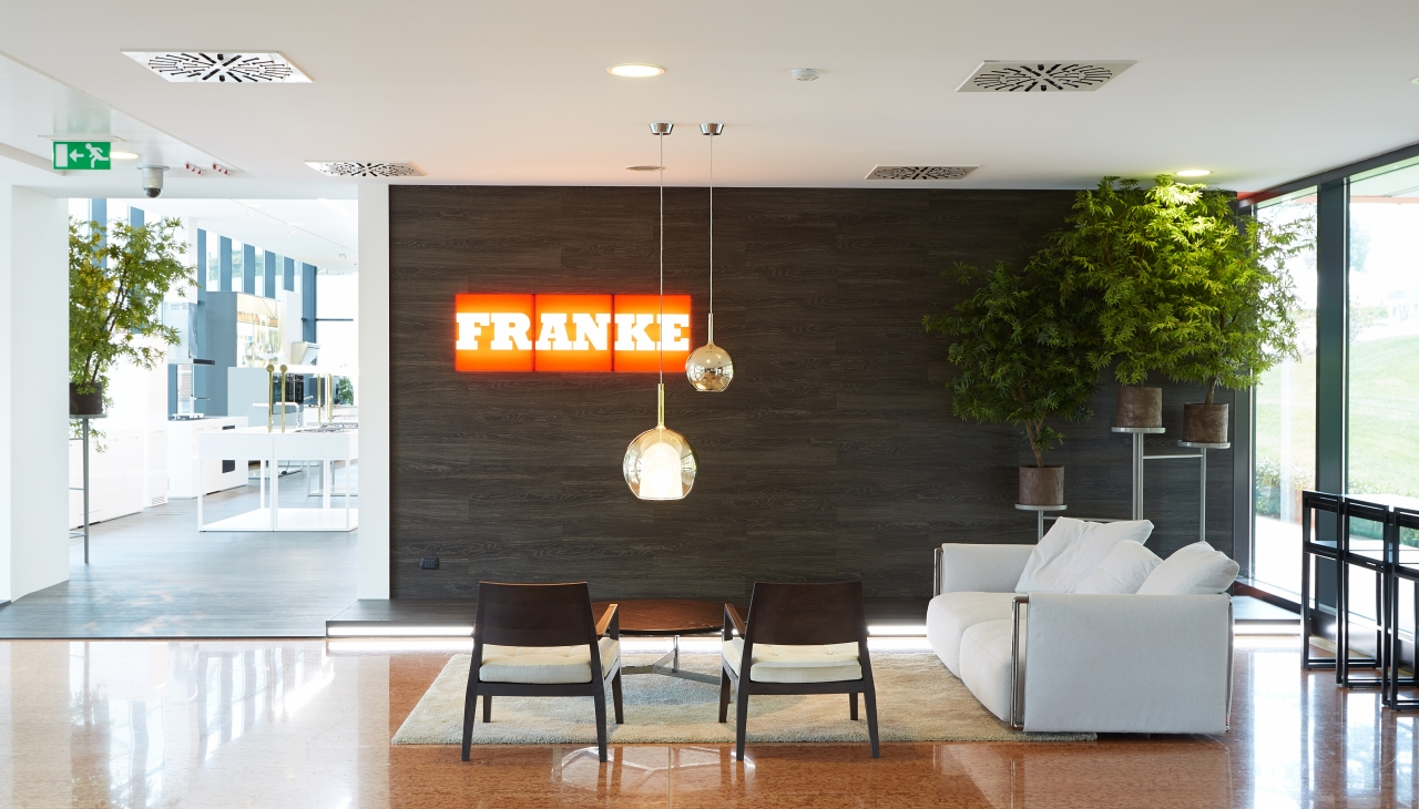 Franke showroom italy en - Franke showroom ...