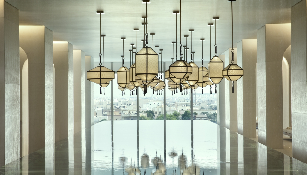 Kuwait City, Four Seasons at Burj Alshaya | en