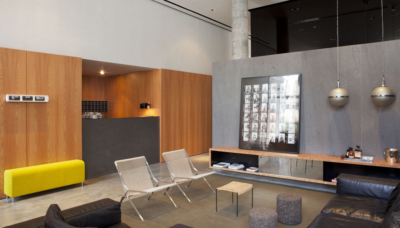 Hotel americano new york en for Tablet hotels nyc